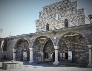 Diyarbakir kerk